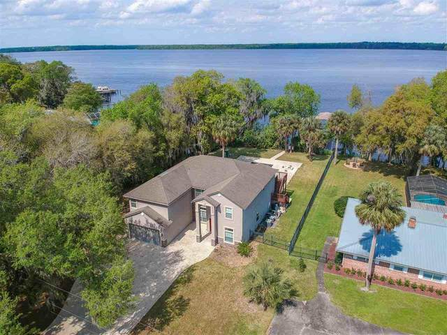100 Riverview Dr, East Palatka, FL 32131 (MLS #1102751) :: Century 21 St Augustine Properties
