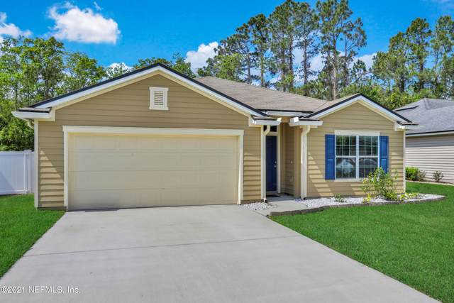 3703 Summit Oaks Dr, GREEN COVE SPRINGS, FL 32043 (MLS #1102764) :: Crest Realty