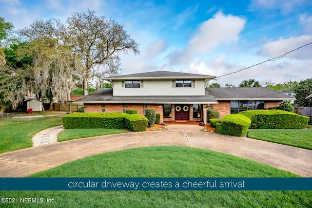 3943 San Bernado Dr, Jacksonville, FL 32217 (MLS #1102774) :: Ponte Vedra Club Realty