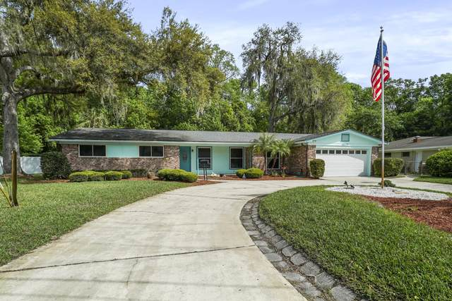 4805 Philrose Dr, Jacksonville, FL 32217 (MLS #1102796) :: CrossView Realty