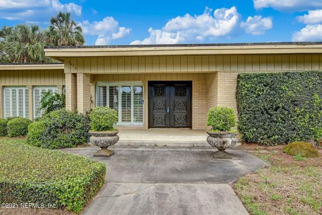 3652 Point Pleasant Rd, Jacksonville, FL 32217 (MLS #1102799) :: The Newcomer Group