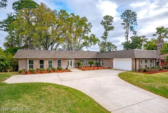 4207 La Losa Dr, Jacksonville, FL 32217 (MLS #1102843) :: The Newcomer Group