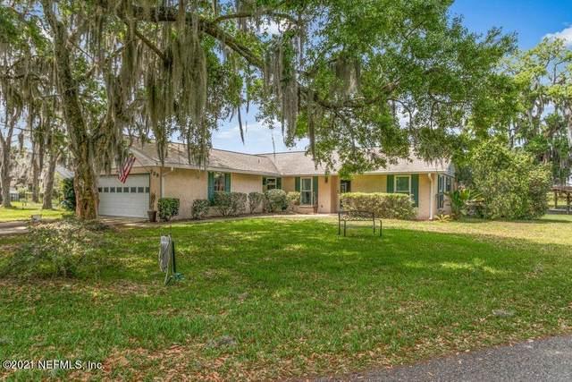 739 Creighton Rd, Orange Park, FL 32003 (MLS #1102901) :: CrossView Realty
