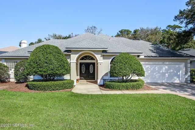 128 Oak View Cir, Ponte Vedra Beach, FL 32082 (MLS #1102904) :: EXIT Real Estate Gallery