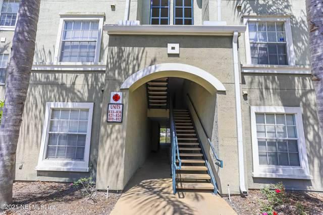 3591 Kernan Blvd S #812, Jacksonville, FL 32224 (MLS #1102906) :: Endless Summer Realty