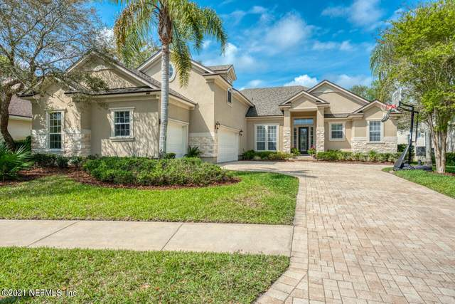 447 Sebastian Square, St Augustine, FL 32095 (MLS #1102908) :: EXIT Real Estate Gallery