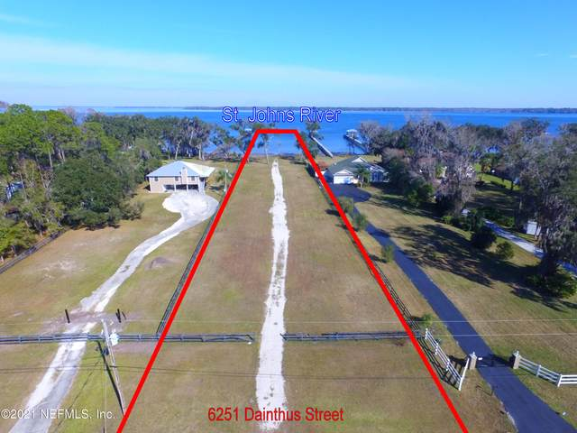 5621 Dianthus St, GREEN COVE SPRINGS, FL 32043 (MLS #1102915) :: CrossView Realty