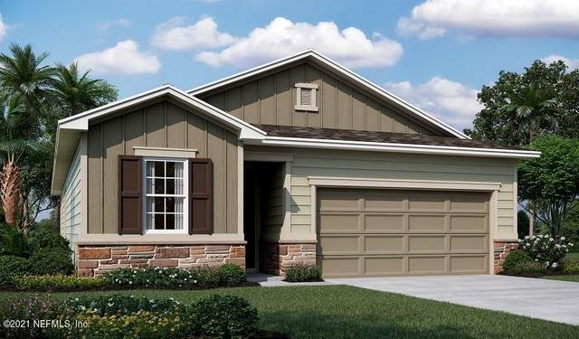 804 Honeycomb Trl, St Augustine, FL 32095 (MLS #1102933) :: The Newcomer Group