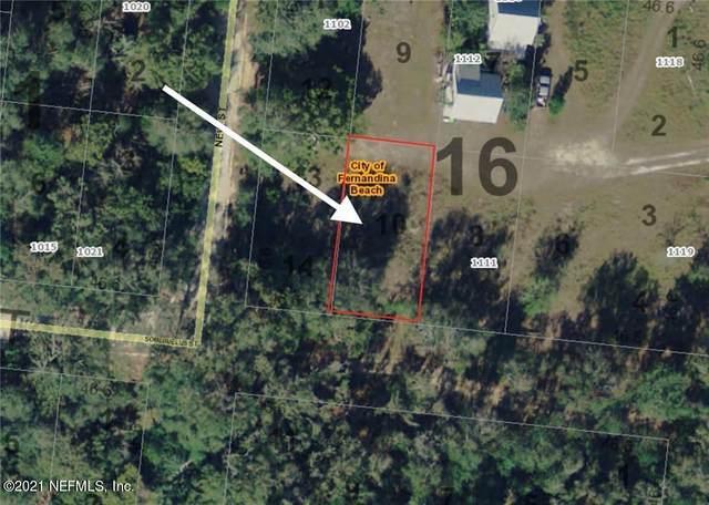LOT 10 Someruelus St, Fernandina Beach, FL 32034 (MLS #1103032) :: Century 21 St Augustine Properties