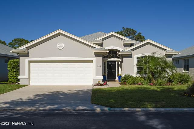 648 Casa Fuerta Ln, St Augustine, FL 32080 (MLS #1103039) :: EXIT Real Estate Gallery