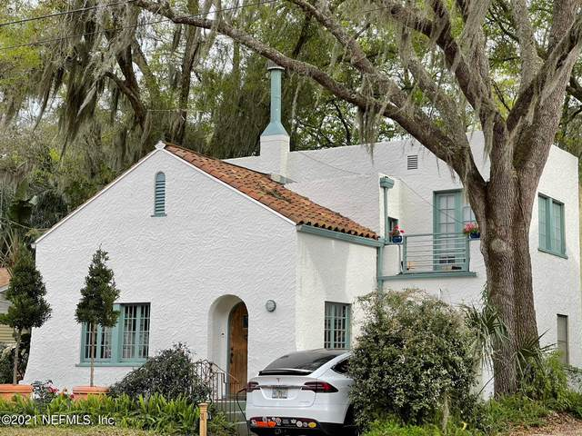 31 Fullerwood Dr, St Augustine, FL 32084 (MLS #1103079) :: The Coastal Home Group