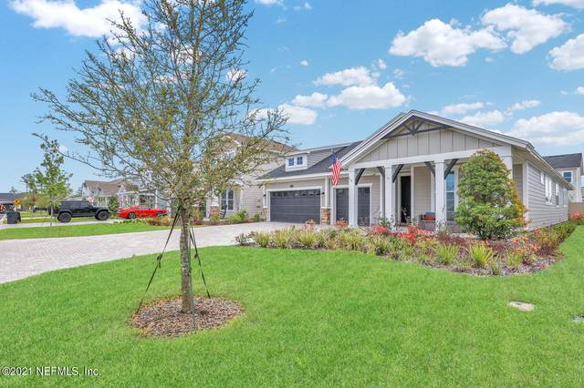 112 Windley Dr, St Augustine, FL 32092 (MLS #1103089) :: EXIT Real Estate Gallery
