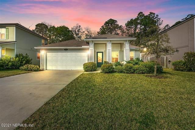 415 Samara Lakes Pkwy, St Augustine, FL 32092 (MLS #1103115) :: Berkshire Hathaway HomeServices Chaplin Williams Realty