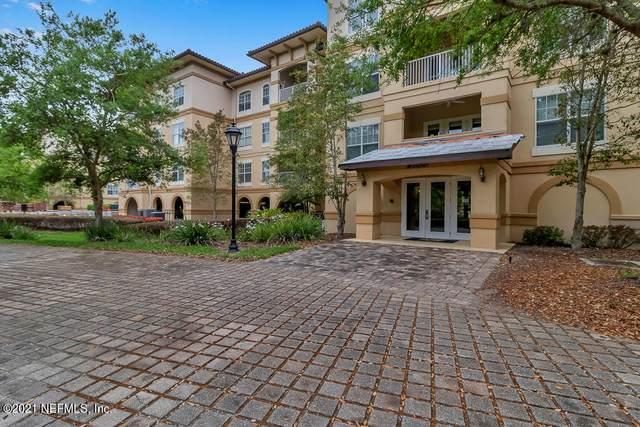 4300 South Beach Pkwy #2102, Jacksonville Beach, FL 32250 (MLS #1103174) :: The Volen Group, Keller Williams Luxury International