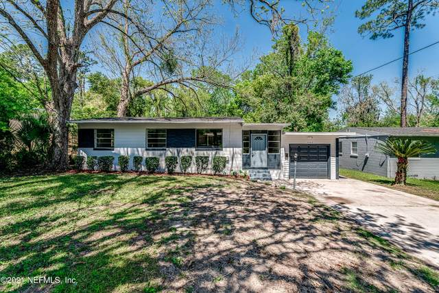 5303 Sharon Ter, Jacksonville, FL 32207 (MLS #1103179) :: The Coastal Home Group