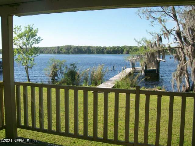124 Beechers Point Dr, Welaka, FL 32193 (MLS #1103225) :: The Perfect Place Team