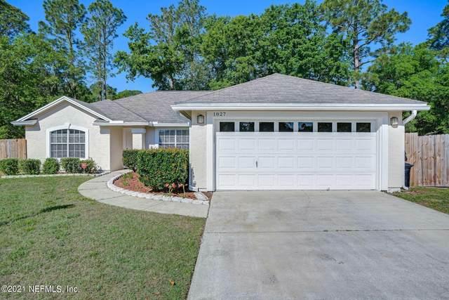 1827 Weston Cir, Fleming Island, FL 32003 (MLS #1103242) :: EXIT Real Estate Gallery