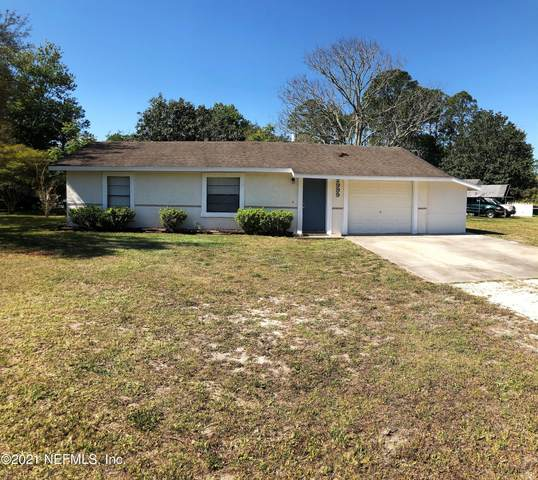 2999 N First St, St Augustine, FL 32084 (MLS #1103250) :: The Newcomer Group