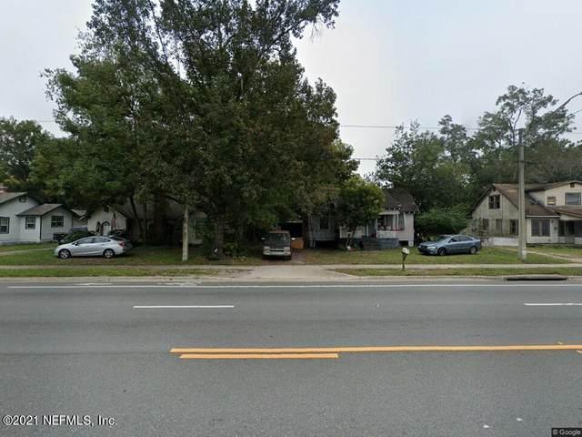 235 Lane Ave S, Jacksonville, FL 32254 (MLS #1103315) :: The Huffaker Group