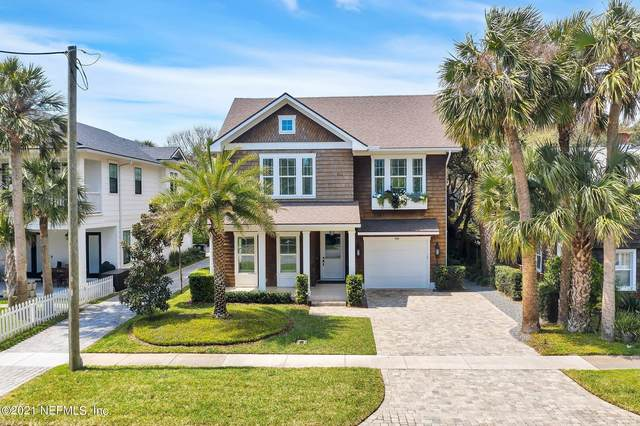 350 Ocean Blvd, Atlantic Beach, FL 32233 (MLS #1103316) :: The Hanley Home Team