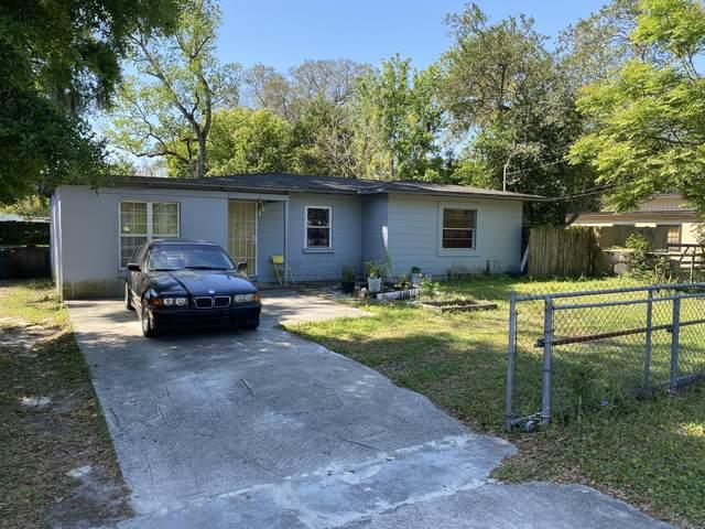 5908 Oaklane Dr, Jacksonville, FL 32244 (MLS #1103321) :: EXIT Real Estate Gallery