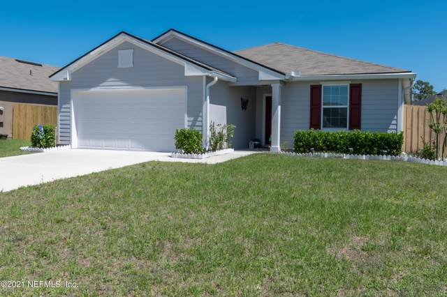 3506 Martin Lakes Dr, GREEN COVE SPRINGS, FL 32043 (MLS #1103325) :: CrossView Realty