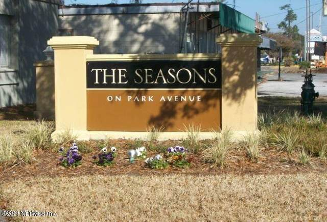 1800 Park Ave #357, Orange Park, FL 32073 (MLS #1103338) :: The Volen Group, Keller Williams Luxury International
