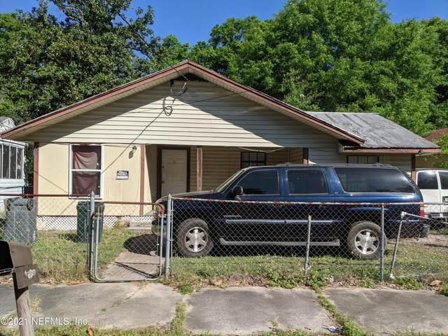 939 Glencarin St, Jacksonville, FL 32208 (MLS #1103348) :: CrossView Realty