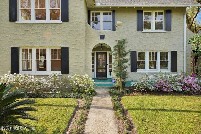 3552 Park St, Jacksonville, FL 32205 (MLS #1103352) :: Keller Williams Realty Atlantic Partners St. Augustine
