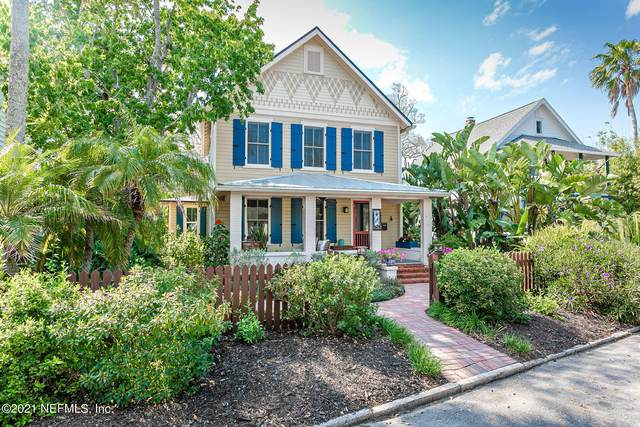 6 Tremerton St, St Augustine, FL 32084 (MLS #1103381) :: The Coastal Home Group