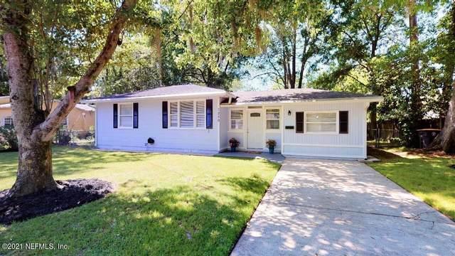 1250 Woodruff Ave, Jacksonville, FL 32205 (MLS #1103400) :: Crest Realty