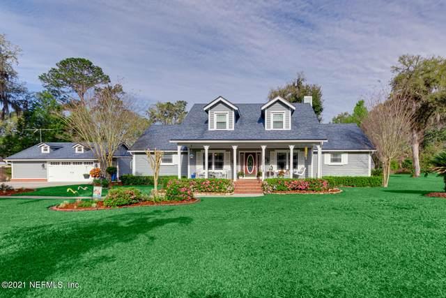 15160 Cape Dr, Jacksonville, FL 32226 (MLS #1103405) :: The Coastal Home Group