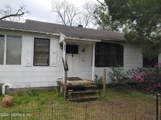 8441 Paul Jones Dr, Jacksonville, FL 32208 (MLS #1103419) :: EXIT Inspired Real Estate