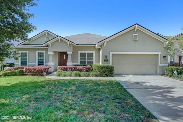 4525 Gray Hawk St, Orange Park, FL 32065 (MLS #1103473) :: EXIT Real Estate Gallery
