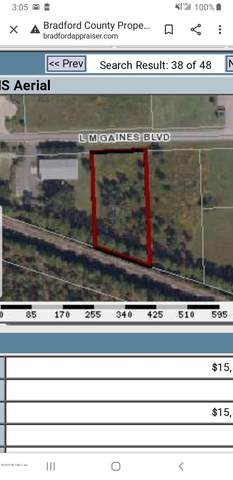0 L.M. Gaines Blvd, Starke, FL 32091 (MLS #1103480) :: The Every Corner Team
