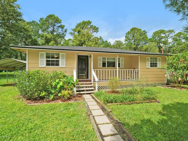 11820 Aaron Rd, Jacksonville, FL 32218 (MLS #1103512) :: The Hanley Home Team