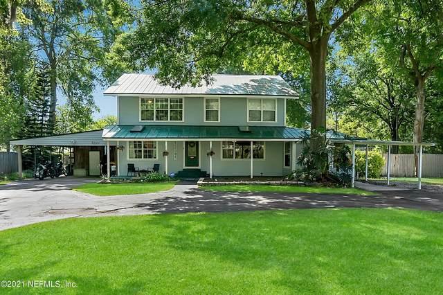 4560 Hudnall Rd, Jacksonville, FL 32207 (MLS #1103529) :: EXIT Inspired Real Estate