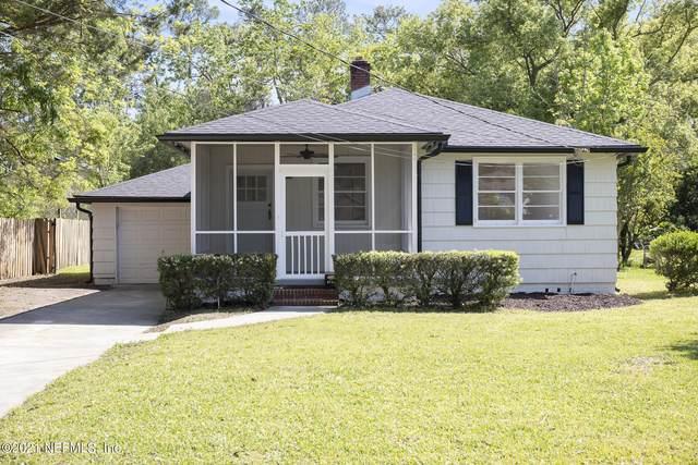 4724 Merrimac Ave, Jacksonville, FL 32210 (MLS #1103531) :: The Newcomer Group
