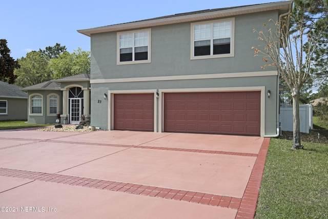 27 Felshire Ln, Palm Coast, FL 32137 (MLS #1103540) :: Ponte Vedra Club Realty