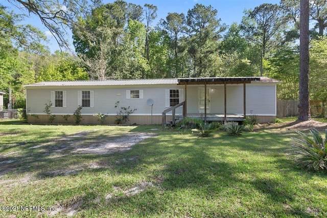 8459 Creekside Dr, Macclenny, FL 32063 (MLS #1103541) :: CrossView Realty
