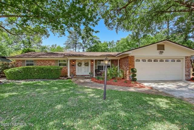 8668 Brierwood Rd, Jacksonville, FL 32217 (MLS #1103566) :: EXIT Inspired Real Estate
