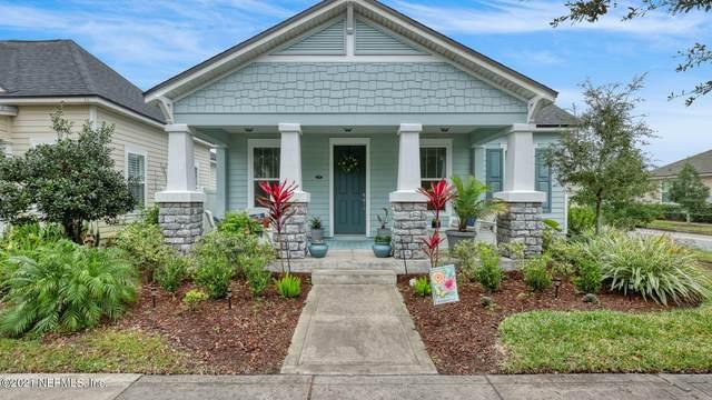 208 Riverwalk Blvd, St Johns, FL 32259 (MLS #1103571) :: The Hanley Home Team