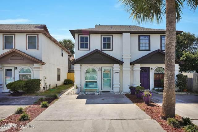 2026 2ND St S, Jacksonville Beach, FL 32250 (MLS #1103580) :: EXIT Inspired Real Estate
