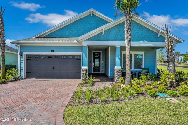 381 Bowery Ave, St Augustine, FL 32092 (MLS #1103586) :: Crest Realty