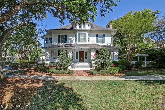 3043 St Johns Ave, Jacksonville, FL 32205 (MLS #1103588) :: EXIT Real Estate Gallery