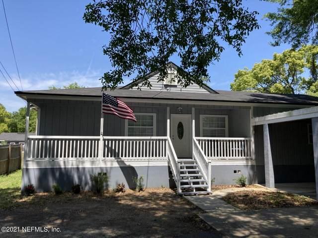 2181 Sheridan St, Jacksonville, FL 32207 (MLS #1103589) :: The Hanley Home Team