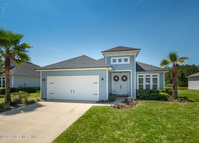79535 Plummers Creek Dr, Yulee, FL 32097 (MLS #1103621) :: The Every Corner Team
