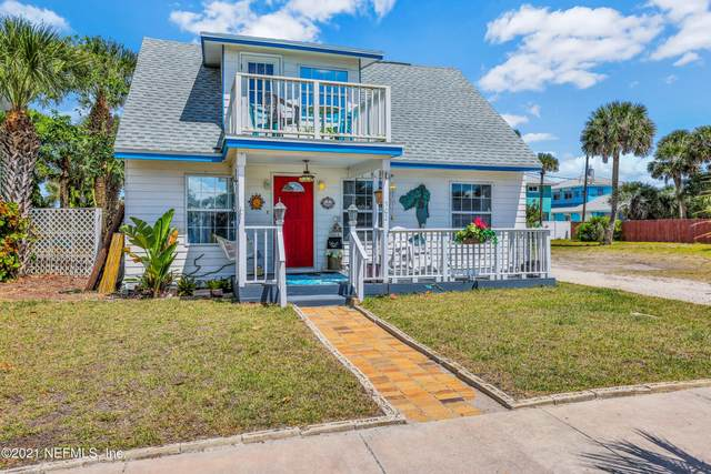 302 Crawford Rd, NEW SMYRNA BEACH, FL 32169 (MLS #1103626) :: The Coastal Home Group
