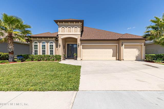 1158 Wetland Ridge Cir, Middleburg, FL 32068 (MLS #1103648) :: The Hanley Home Team