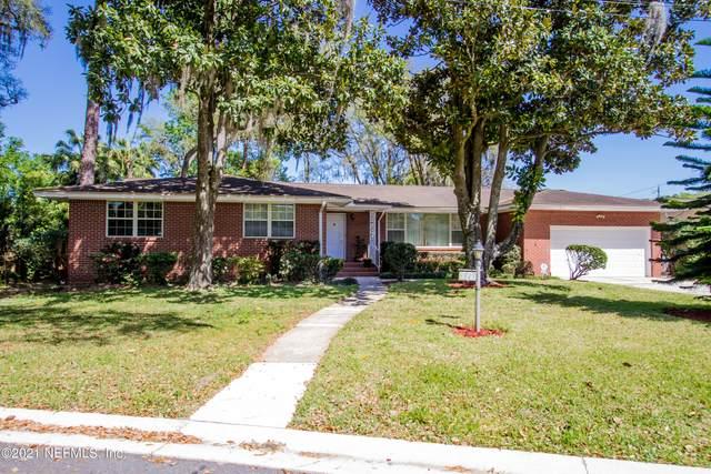 6849 Estrada Rd, Jacksonville, FL 32217 (MLS #1103652) :: Ponte Vedra Club Realty